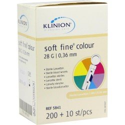 SOFT FINE COLOUR